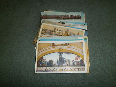 Railroad Postcard Collection, Earlies On