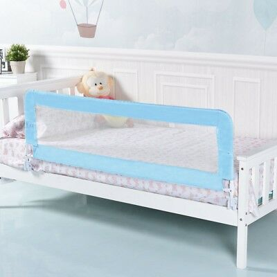 Kids Baby Children Toddler Bedroom Bed Rail Breathable Mesh Safety Tool US