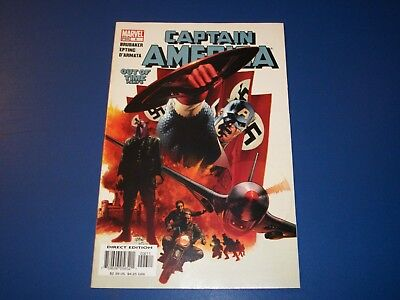 Captain America #6 1st Winter Soldier Key NM-/NM Gem Wow