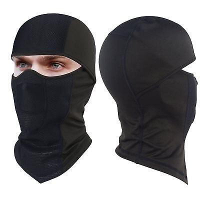 Cold Weather Thermal Fleece Balaclava Hood Cover Windproof Ski Full Face Mask US