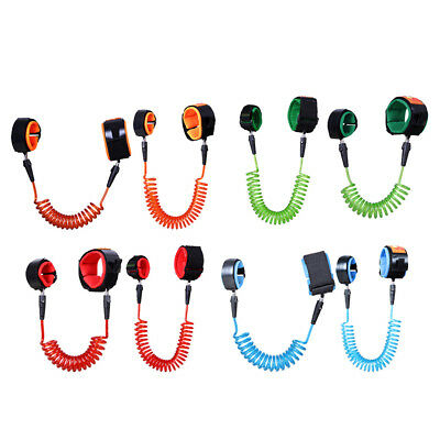 Kid Safety Anti lost Band Link Harness Toddler Child Baby Wrist Strap Belt