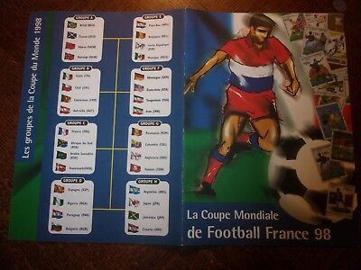 Coupe Mondiale Football France 98 Edition Speciale . Tirage Limite