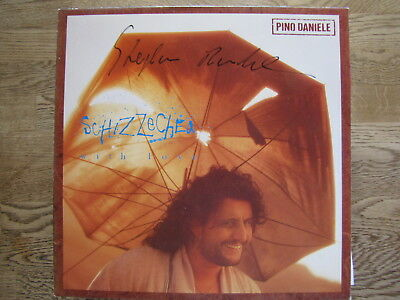 "Lp - Pino Daniele - Schizzechea With Love  ""topzustand!"""
