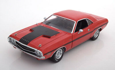 1:18 Greenlight Dodge Challenger R/T from the Series Hawai Five-O