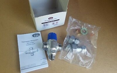 15mm Thermostatic Mixing Valve,   plumbing fittings water