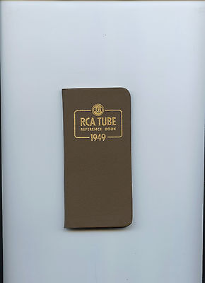 RCA Tube Reference Book 1949