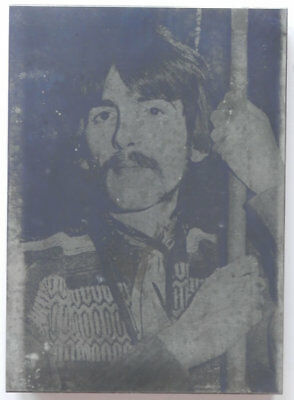 Beatles Monthly No.49 Printing Plate August 1967 Page.30 of George Harrison