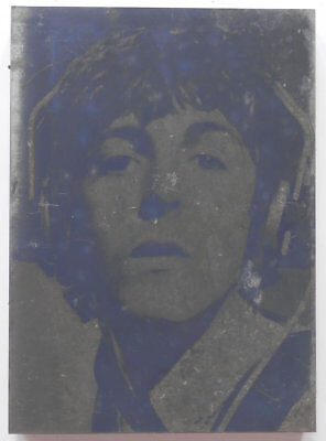 Beatles Monthly No.50 Printing Plate September 1967 Page.15 of Paul McCartney