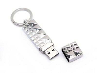 Neuf Porte Cle St Dupont Usb Finition Pointe De Diamants 2Gb Go Diamond Key 400€