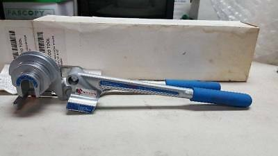 """Matco MST370FH Triple Head Pipe Bender 3/16"""" 1/4"""" 1/2"""" Used Once In Box"""