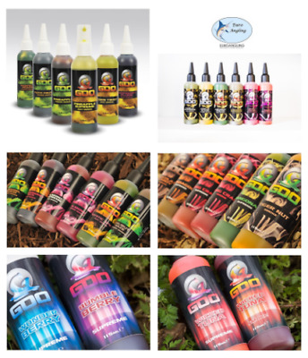 Korda Carp Fishing Goo Bait Additive - Including All New Flavours