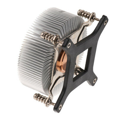 PC Computer Desktop CPU VGA Video Card Cooler Cooling Fan Heat Sink Radiator