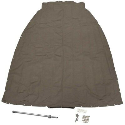 Crownline Boat Bow Cover 83194 | E4 XS Taupe Brown