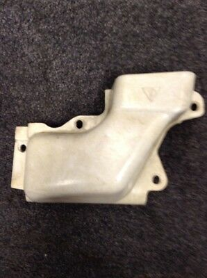 Porsche 911 930 3.2 Carrera SC Turbo Air Cover Till Oil Cooler On Engine