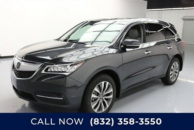 Acura MDX SH-AWD 4dr SUV w/Technology Package Texas Direct Auto 2016 SH-AWD 4dr SUV w/Technology Package Used 3.5L V6 24V AWD