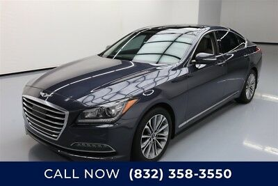 Genesis 3.8L Texas Direct Auto 2017 3.8L Used 3.8L V6 24V Automatic RWD Sedan Premium