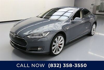 Tesla Model S P85 4dr Liftback Texas Direct Auto 2014 P85 4dr Liftback Used Automatic RWD Premium