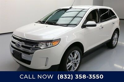 Ford Edge Limited Texas Direct Auto 2013 Limited Used 3.5L V6 24V Automatic FWD SUV