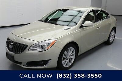 Buick Regal Premium I Texas Direct Auto 2015 Premium I Used Turbo 2L I4 16V Automatic FWD Sedan OnStar