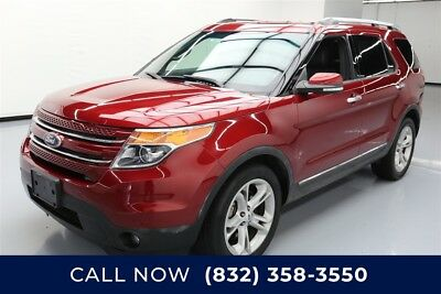 Ford Explorer Limited Texas Direct Auto 2015 Limited Used 3.5L V6 24V Automatic FWD SUV