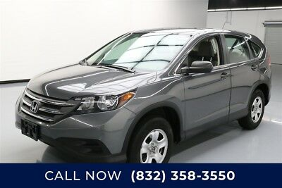 Honda CR-V LX Texas Direct Auto 2014 LX Used 2.4L I4 16V Automatic AWD SUV