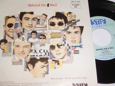 """7"""" - Madness Wings of a Dove & Behind the Ball - 1983 Ska # 5322"""