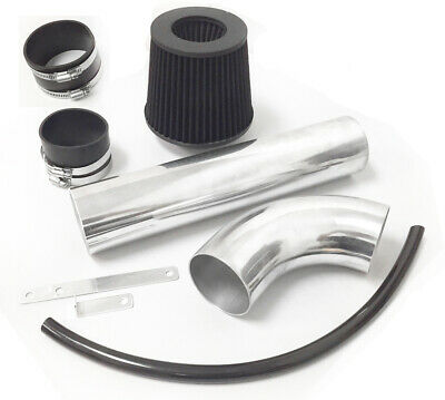 All BLACK COATED Air Intake System Kit/&Filter For 2004-2008 Acura TL 3.2L V6