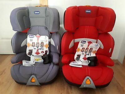 CHICCO 2 sièges auto oasys isofix comme neuf