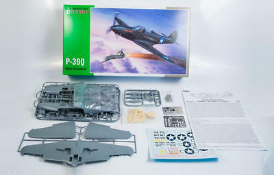 "SPECIAL HOBBY 32026 US Army P-39Q ""Makin Airacobras"" in 1:32 LIMITED!"