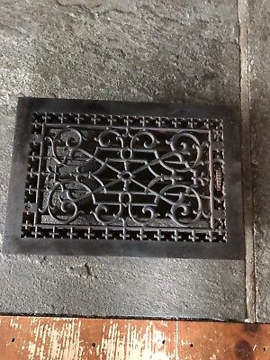 Vintage Cast Iron Floor Register Vent