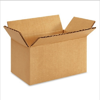 100 5x3x2 Cardboard Paper Boxes Mailing Packing Shipping Box Corrugated Carton