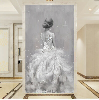 E172 Customized Wall Painting Murals Non-woven Fabrics Decoration Wallpaper M