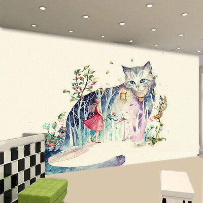 E139 Customized Wall Painting Murals Non-woven Fabrics Decoration Wallpaper M
