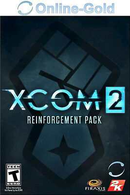 XCOM 2 II Reinforcement Pack DLC - STEAM Download Code - PC Spiel [DE][EU]