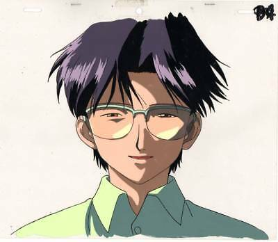 Anime Cel Hunter x Hunter #55