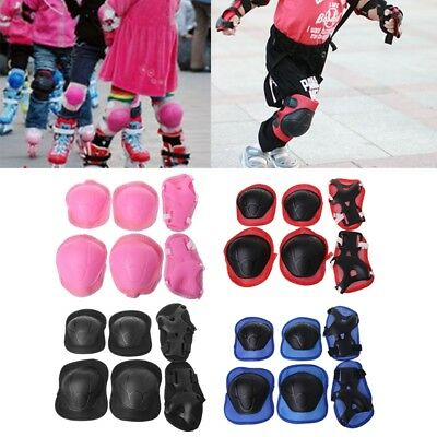 Kids Knee Pads Cycling Protection Skating Elbow Guard Scooter Children Protector