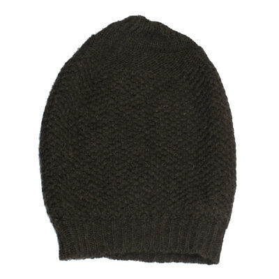 Winter Head Ear Warmer Knitting Coffee Cap for Ladies