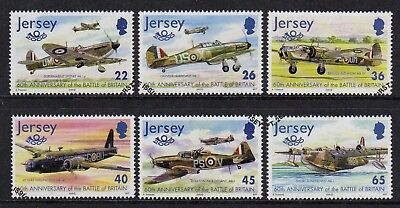 Jersey 2000 Battle of Britain set very fine used