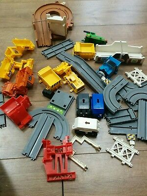 Job Lot Of Spare Parts From Tomy Thomas Tank Engine Big Loader.