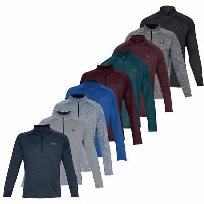 Under Armour Mens 2019 UA Tech 1/2 Zip Sweater Mens Training Breathable Pullover