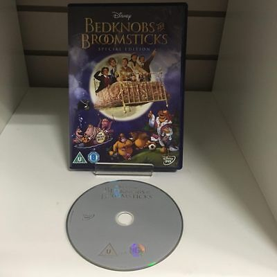 Bedknobs And Broomsticks DVD - Fast and Free Delivery