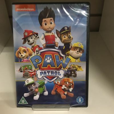 Paw Patrol DVD - New and Sealed Fast and Free Delivery