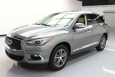 Infiniti QX60  Texas Direct Auto 2018 Used 3.5L V6 24V Automatic FWD SUV Premium