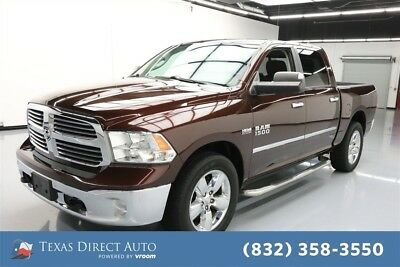Ram 1500 Big Horn Texas Direct Auto 2015 Big Horn Used 5.7L V8 16V Automatic 4WD Pickup Truck