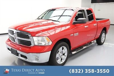 Ram 1500 Big Horn Texas Direct Auto 2014 Big Horn Used 5.7L V8 16V Automatic RWD Pickup Truck
