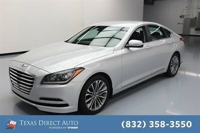 Hyundai Genesis 3.8L Texas Direct Auto 2015 3.8L Used 3.8L V6 24V Automatic RWD Sedan