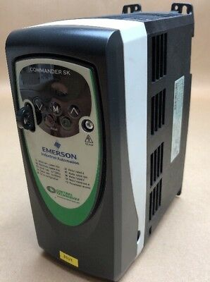 Emerson SKB3400150 1.5kW Commander SK AC Drive.