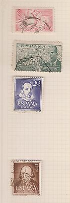 SPAIN Red Alarcon, Barca, Jerva etc Old Book Pages, Removed to send #