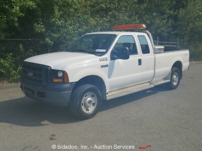 Ford F250  2006 Ford F-250 Extended Cab Pick Up Truck 5.4L V8 79K Miles A/T 4X4 A/C bidadoo