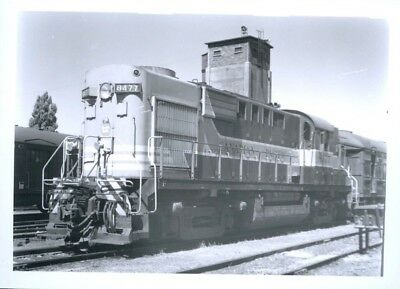 Railroad Photo Canadian Pacific Rwys Roster  Rs 10 # 8477  Trois Rivieres 1960's